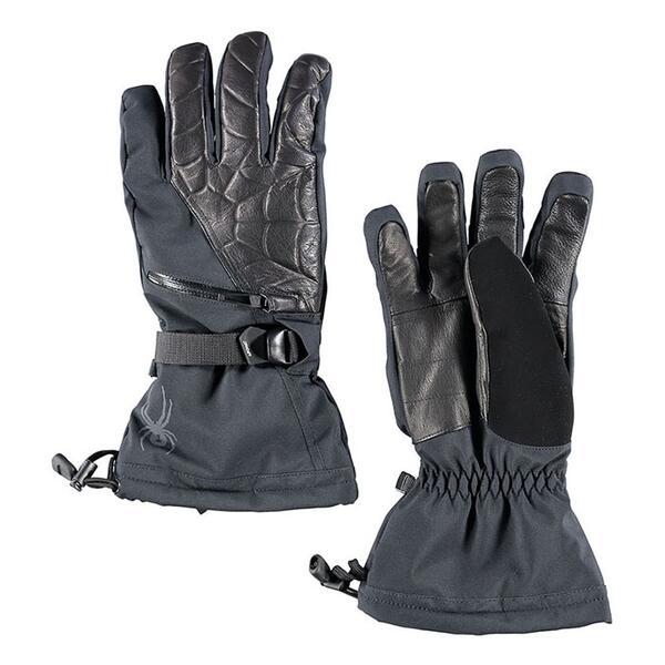 Sport Gloves Omega Price: Spyder Men's Omega Conduct Ski Glove @ Sun And Ski Sports