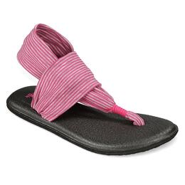 Sanuk Girl's Yoga Sling Sandals