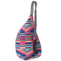 Kavu Women's Mini Rope Sling Jewel Stripe B