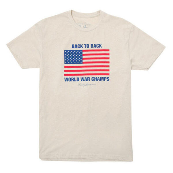 Rowdy Gentleman Men's Back To Back World Ch