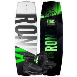 Ronix Men's Vault Wakeboard with Divide Boots '20
