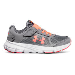 Under Armour Kids Girl's Rave 2 Running Shoes
