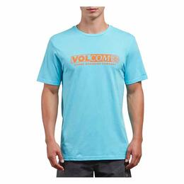 Volcom Men's Harsh Fade Short Sleeve Tee Shirt