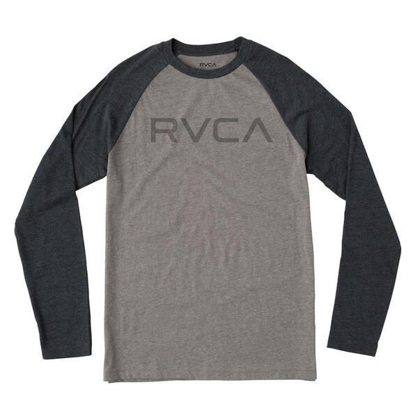 Rvca Men's Big Baseball T-shirt