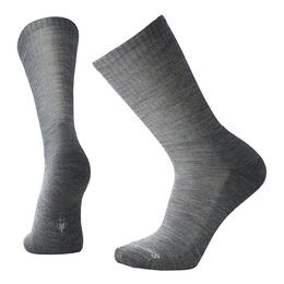 Smartwool Men's Heathered Rib Crew Socks