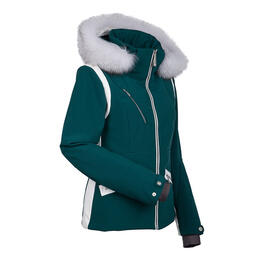 Nils Women's Bella Real Fur Ski Jacket