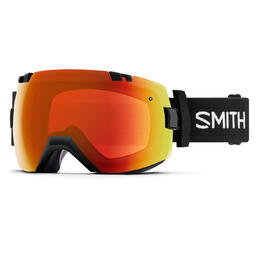 Smith I/OX Snow Goggles With Red Mirror Lens