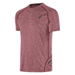 Asics Men's Mesh Short Sleeve Crew Shirt