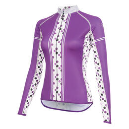 Canari Women's Janis Long Sleeve Cycling Jersey