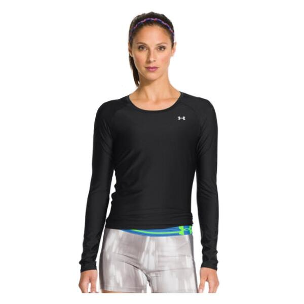 Under Armour Women's Heatgear Alpha Long Sleeve Shirt