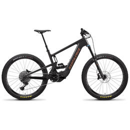 Santa Cruz Men's Heckler CC S Mountain eBike '20