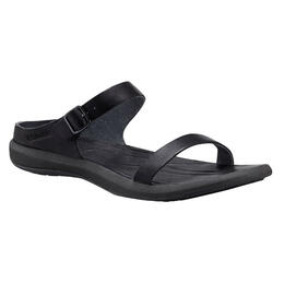 Columbia Women's Caprizee Leather Slide Sandals