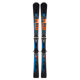 Volkl Men's RTM 79 Skis With Wide Ride XL Bindings '19