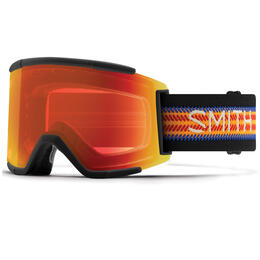 Smith Men's Squad Xl Af Snow Goggles W/Chromapop Platinum Mirror Lens