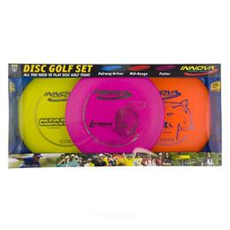 Innova Discs Dx 3-disc Starter Set