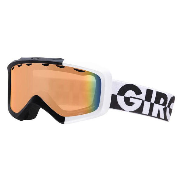 Giro Youth Grade Snow Goggles With Rose Sil