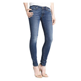 7 For All Mankind Women's Skinny With Squiggle Pants
