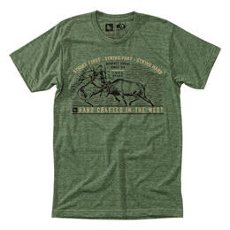 Hippy Tree Men's Whitetail T-shirt