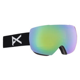 Anon Men's Mig Snow Goggles with Sonar Green Lens