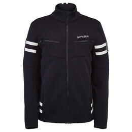 Spyder Men's Wengen Encore Full Zip Fleece Jacket