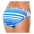 JAG Sport Women's Ombre Stripe Retro Swimsuit Bottom Back
