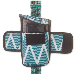 KAVU Women's Phone Booth Zig Zag Pouch