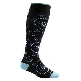 Darn Tough Vermont Women's Starry Night Light Snow Socks