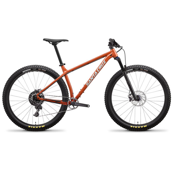Santa Cruz Men's Chameleon D+ Mountain Bike