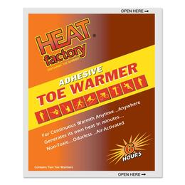 The Heat Factory 2 Pack Toe Warmers