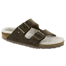 Birkenstock Women's Arizona Happy Lamb Sandals