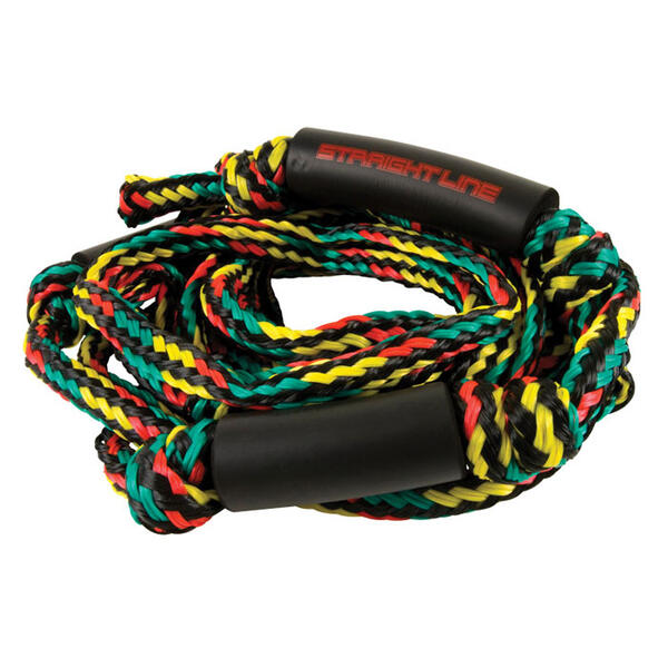 Straight Line Knotted Surf Rope