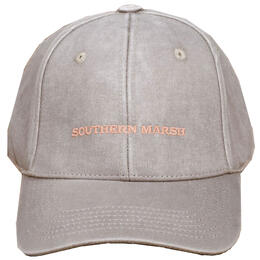 Southern Marsh Traditions Washed Hat