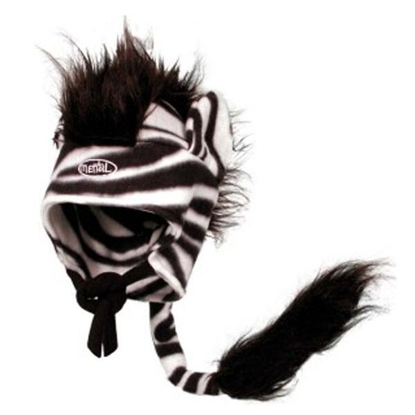 Mental Youth Zebra Hat