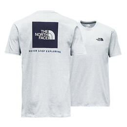 The North Face Men's Red Box Short Sleeve T