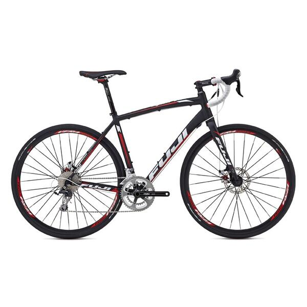 Fuji Sportif 1.1 Disc Endurance Road Bike '14 @ Sun and