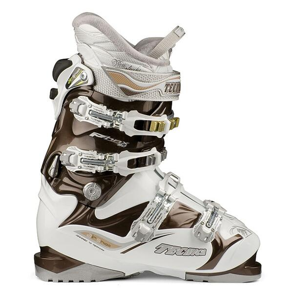 Tecnica Women's Viva P80 Air Shell Ski Boots '11