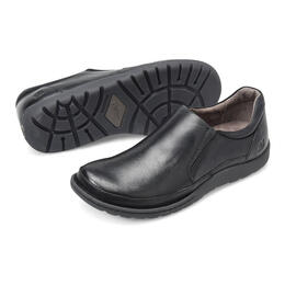 Born Men's Nigel Slip-On Casual Shoes Black