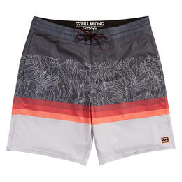 Billabong Men's Spinner Tropics Lo Tides Bo