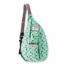 KAVU Women's Rope Pack Backpack Beach Party