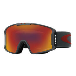 Oakley Line Miner PRIZM Snow Goggles with Torch Iridium Lens