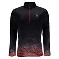 Spyder Men's Limitless Print 1/4 Zip Dry We