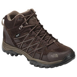 The North Face Men's Storm III Mid Waterproof Hiking Shoes
