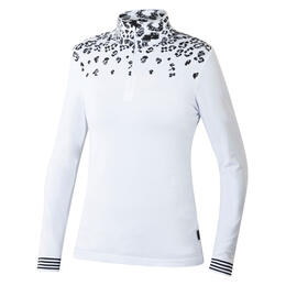 Newland Women's Baqueira 1/2 Zip T Neck Sweater
