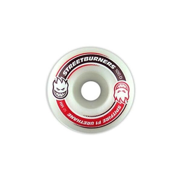 Spitfire F1 Streetburners 100du 52mm Skateboard Wheels