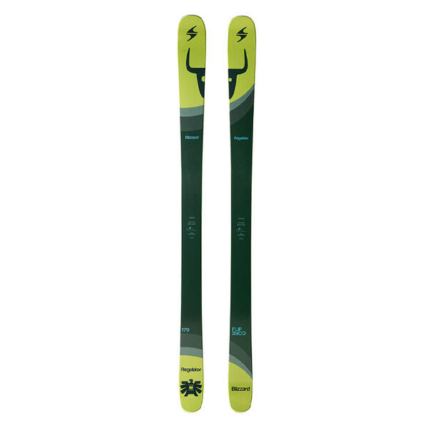 Blizzard Men's Regulator Free Mountain Skis