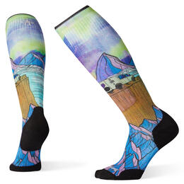 Smartwool Women's PHD Ski Northern Dream Ski Socks