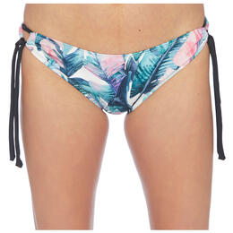 Next By Athena Women's Summer Shade Tubular Tunnel Bikini Bottoms