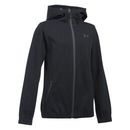 Under Armour Girl's Lightweight Swacket Hoodie