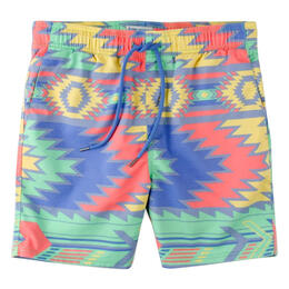Rowdy Gentleman Men's Naitives Swim Trunks