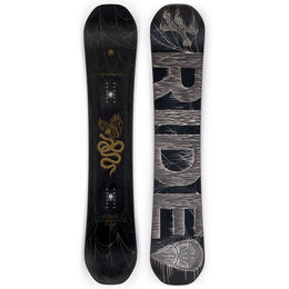 Ride Men's Machete Wide Snowboard '20